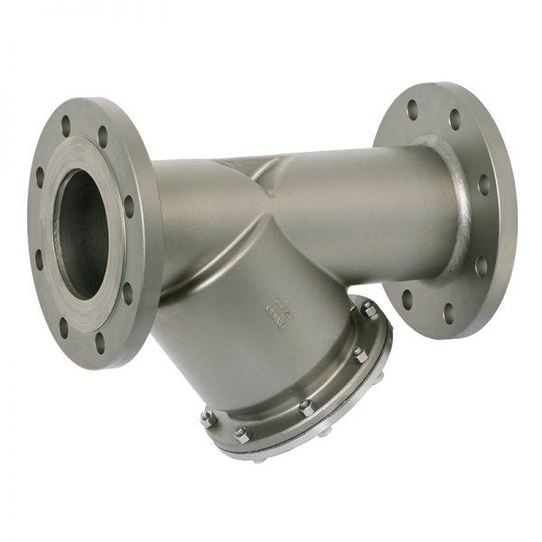 Filtro raccoglitore impurita y acciaio inox pn16