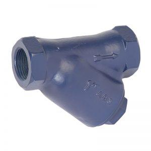 Filtro raccoglitore impurita y filettato ghisa grigia pn16