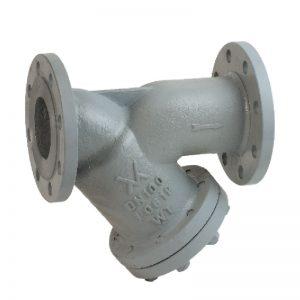 Filtro raccoglitore impurita y acciaio carbonio pn40